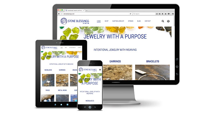 Ecommerce Website Design and Developement